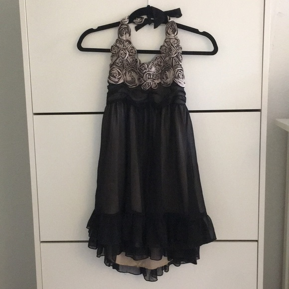 Charlotte Russe Dresses Chiffon Formal Dress Poshmark